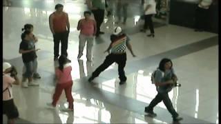 Michael Jackson Tribute Flash Mob - Bucharest, Romania