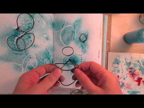 Spray Color Experiments