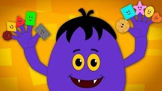 Cookie Ten Little Fingers   Nursery Rhymes   Baby Songs   Children Rhyme