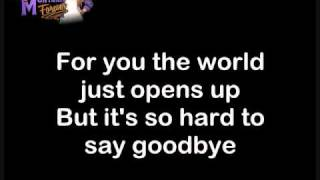 Repeat youtube video Miley Cyrus - I'll always Remember you w/ lyrics