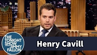 Henry Cavill Reveals Superman's Diet Plan