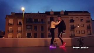 Shawn Mendes - There's Nothing Holdin' Me Back ♫ Shuffle Dance (Music video) Electro and House
