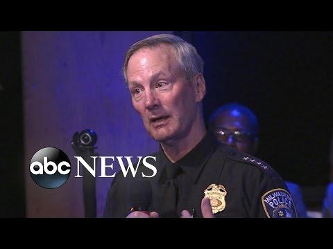 Police Chief Asks for Obama's Post-Presidency Help