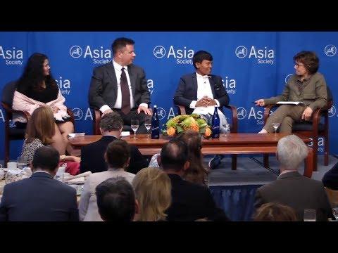 2018 Osborn Elliott Prize Luncheon and Discussion