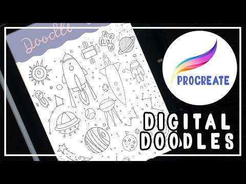 Download Free Learn Easy Ways To Draw Doodles Creative Fabrica for Cricut Explore, Silhouette and other cutting machines.