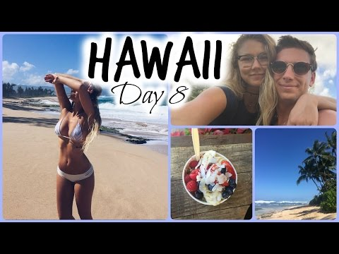 Exploring North Shore Oahu!!