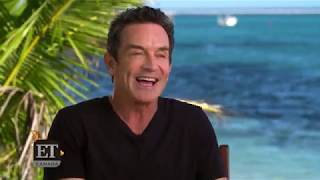 Jeff Probst Plays 'Which Do You Prefer' | SURVIVOR