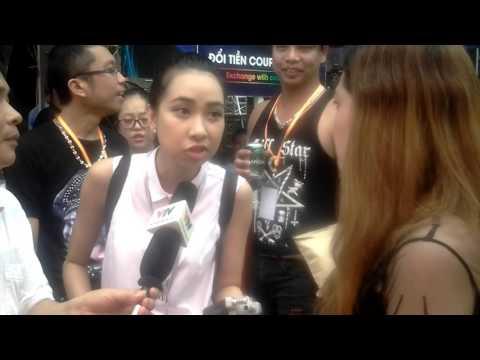 LGBT community interview to Maria live VTV Channel Hanoi