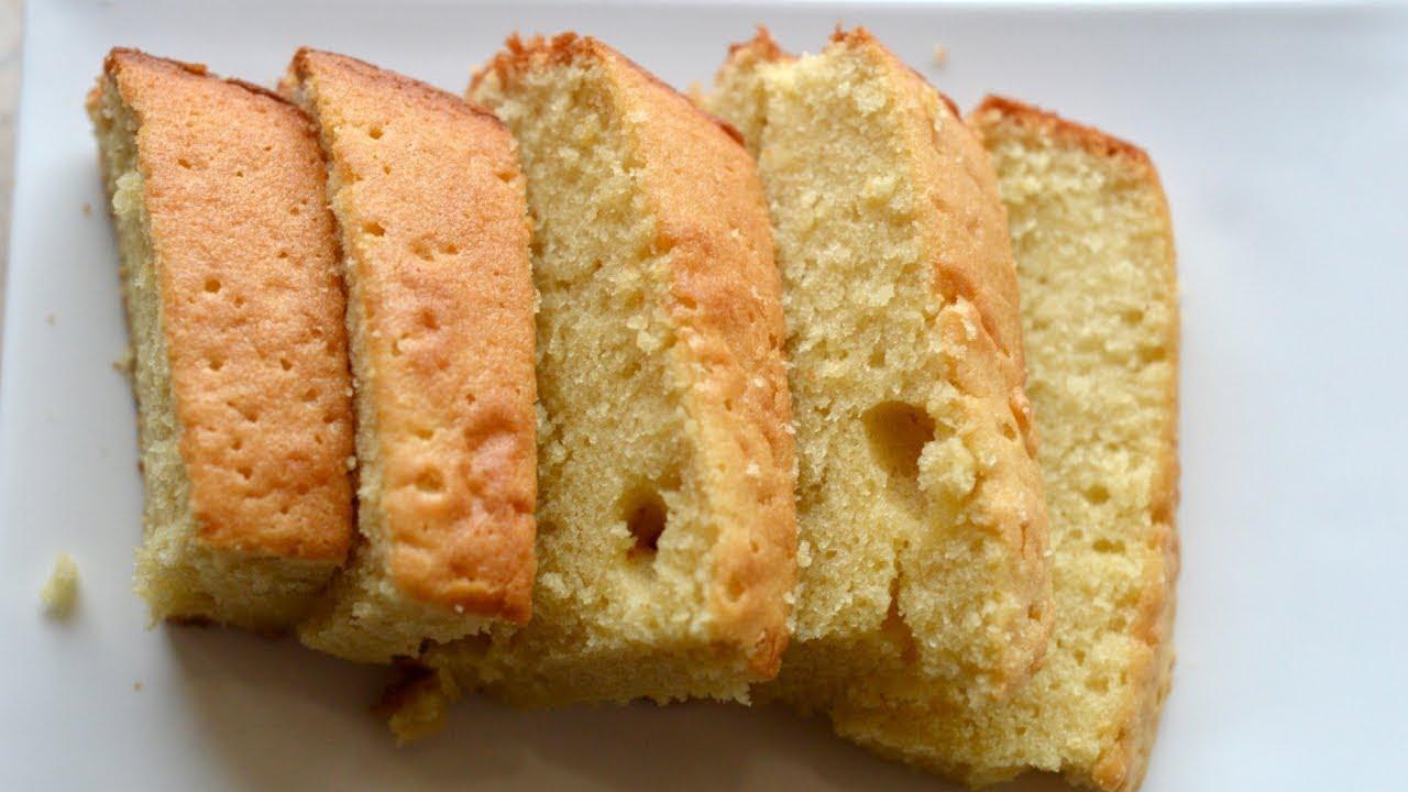 Moist Vanilla Cake Recipe No Butter