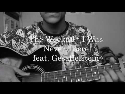 The Weeknd - I Was Never There feat. Gesaffelstein [Cover by Royston]