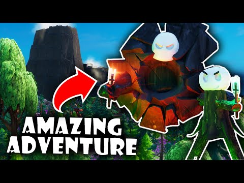 Best Adventure Map Of The Year In Fortnite Creative!
