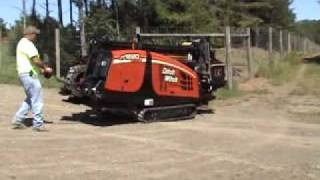 Ditch Witch 1220 Drill Demo.mpg