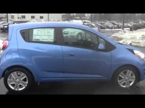 Chevy spark ls 2014