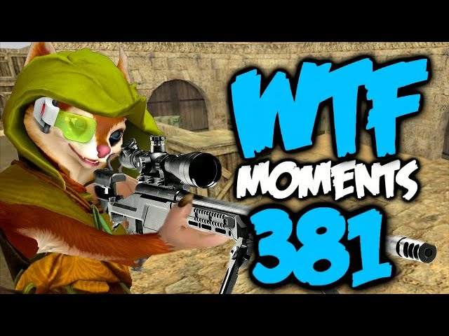 Dota 2 WTF Moments 381