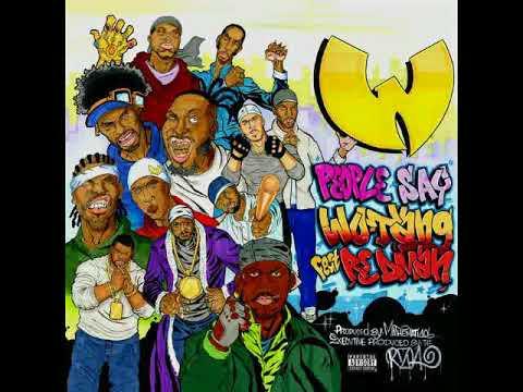 Wu Tang Clan - People Say (feat. Redman)