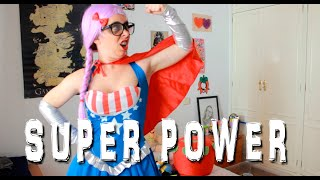 SUPERPOWER (TRÁILER) | ADELITA POWER