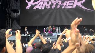 Steel Panther - Lexxi Foxx Hair Solo - Monsters Of Rock - 26/04/2015