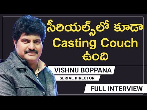 Actor & Producer Vishnu Boppana Exclusive Interview | VB Entertainments | Socialpost Explosives