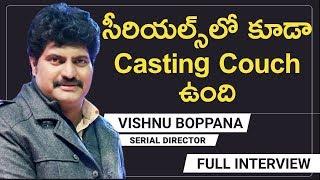Actor & Producer Vishnu Boppana Exclusive Interview   VB Entertainments   Socialpost