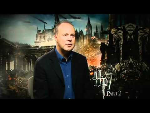 David Yates Deathly Hallows Interview