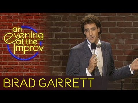 Brad Garrett  An Evening at the Improv