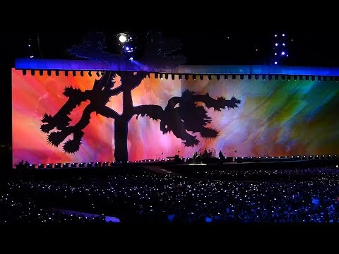 U2 - Beautiful Day - 10/19/2017 - Live in Sao Paulo, Brazil