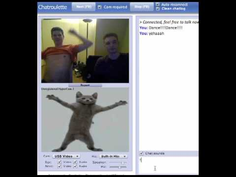 Darwin with Chat Roulette 2