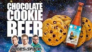 Chocolate Chip Cookie Dough Beer - New Belgium / Ben & Jerry's - Dudes N Space