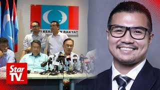 Haziq to get show-cause letter from PKR disciplinary board