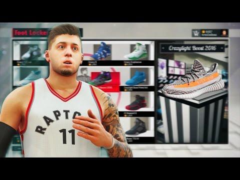 NBA 2k17 - Signing Shoe Endorsement With Adidas Ep.7
