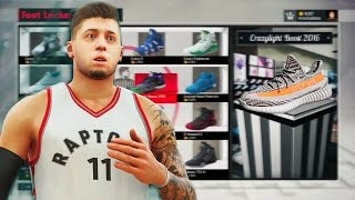 NBA 2k17 - Signing Shoe Endorsement With Adidas Ep.7