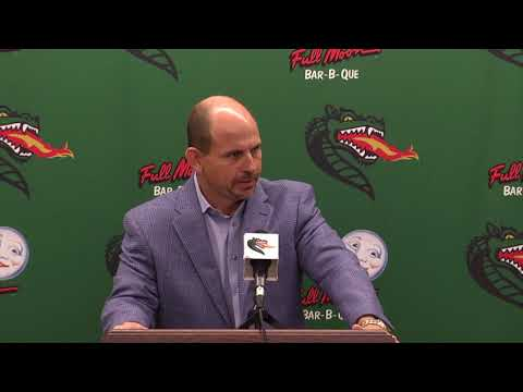 UAB Football Weekly Press Conference, Oct. 16, 2017