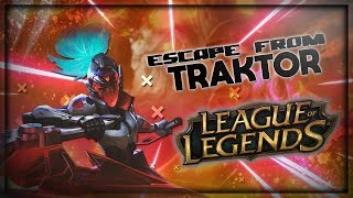 🔴 AVANTURE EDIBA ZATVORA! League of Legends/Tarkov! - SPONSORED BY:PCSHOP.HR | Instagram:@bare_pls