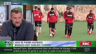 After Foot du lundi 20/11 – Partie 2/6 - L'avis tranché de Pierre Ducrocq sur Monaco