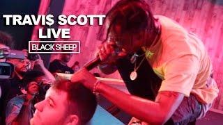 travis scott performs live at gas monkey dallas   summer fest   black sheep tv