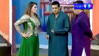 Zafri khan, Khushboo, nasir chinyoti, tariq teddy pakistani punjabi stage Drama  2018