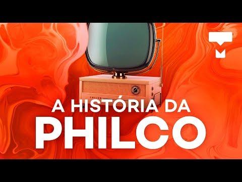 Assista: A história da Philco