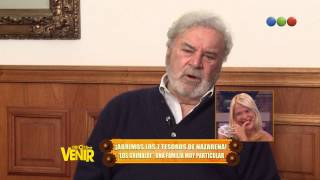 Nazarena Vélez, Los Grimaldi - Gracias Por Venir