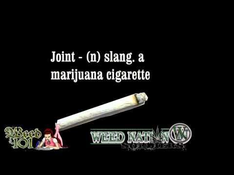 Weed 101 Word of the Day