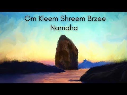 MAXIMISE YOUR INTERNAL POWER || OM Kleem Shreem Brzee Namaha Mantra || Ultimate Sound Of Abundance