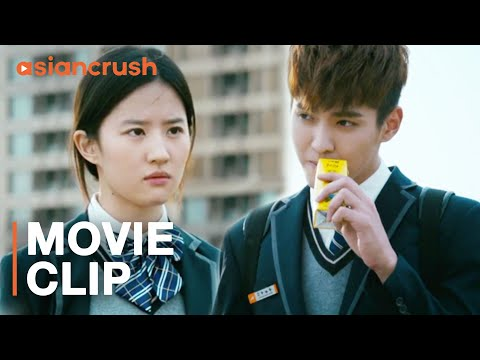 The hottest guy in school wants to be my math tutor | 'So Young 2: Never Gone' starring Kris Wu
