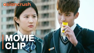 Download The hottest guy in school wants to be my math tutor   'So Young 2: Never Gone' w/ Kris Wu, Liu Yifei Mp3 and Videos
