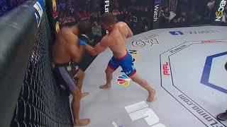 PFL3 DC: Fight 10 - Story vs Villefort