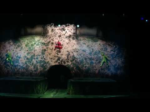 Cirque du Soleil (Ovo) at Temple Liacouras Center in Philadelphia