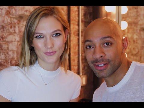 Recreating My MET Gala Look (Tutorial) | Karlie Kloss