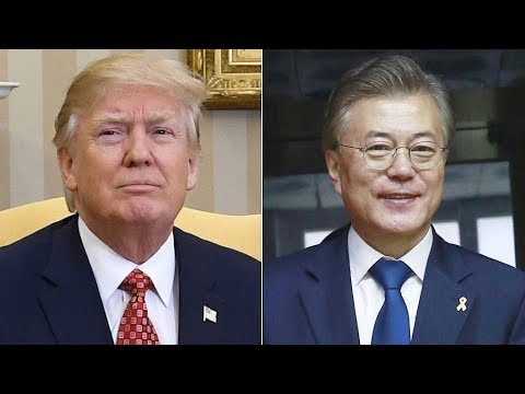 Moon Jae-in and Donald Trump will soon discuss 2nd U.S.-DPRK summit