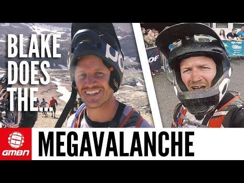 Blake Does The Megavalanche
