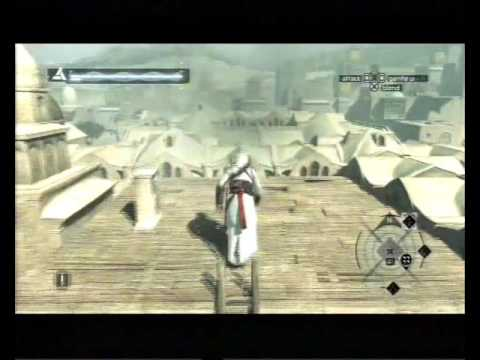 Assassin's Creed, Career 117, Jerusalem, Rich District, Informant