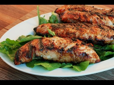 GRILLED TURKEY TENDERLOIN | QUICK RECIPES | EASY TO LEARN