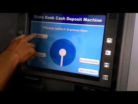 cash deposit machine of axis bank in lucknow